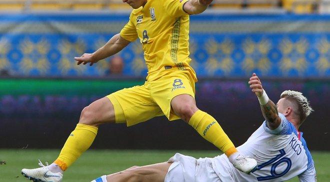 Маліновський: Гравці збірної України чули підтримку вболівальників у фан-зоні