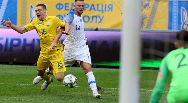 Ступар: Арбітр безпомилково призначив пенальті у ворота збірної Словаччини