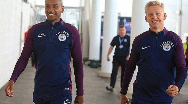 Зинченко может стать заменой Фернандиньо в Манчестер Сити? В сети обсуждают такой вариант