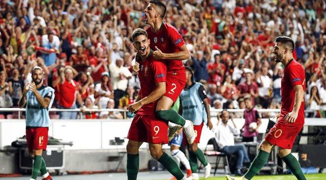 Португалия – Италия – 1:0 – видео гола и обзор матча
