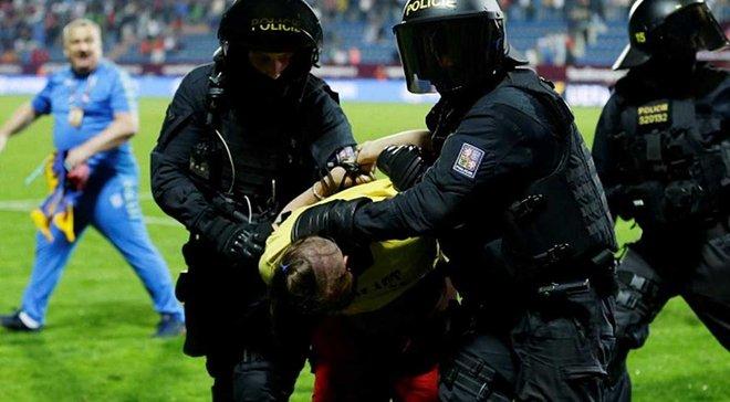 УЄФА винесе рішення щодо матчу Чехія – Україна 27 вересня