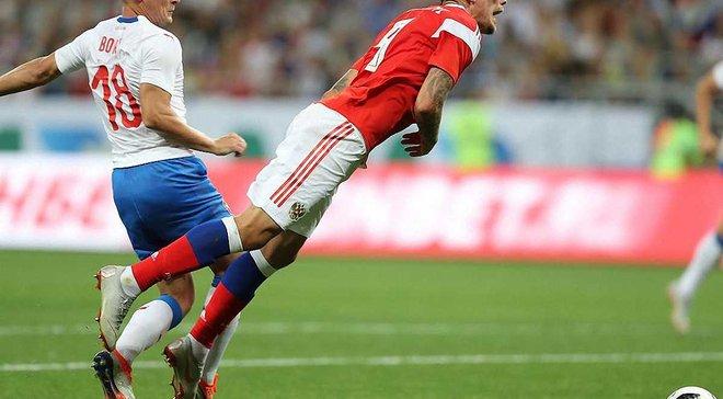 Тренер Чехии Яролим: С Украиной мы играли на равных, а Россия была сильнее нас на голову