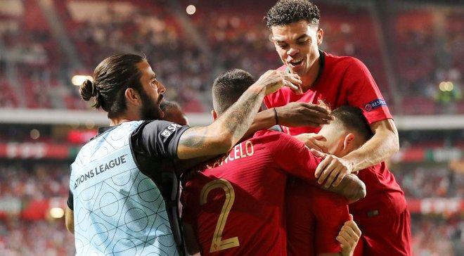 Головні новини футболу 10 вересня: Португалія переграла Італію у Лізі націй, Карпати можуть змінити власника