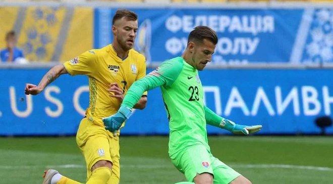 Дубравка рассказал, как почти отбил удар Ярмоленко с пенальти