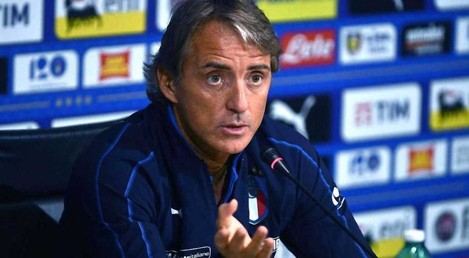 Манчіні назвав головну проблему збірної Італії