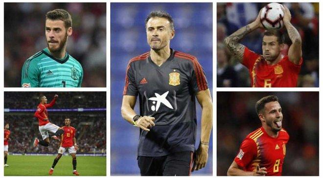 """Революція Луїса Енріке у збірній Іспанії: кінець """"Тіки-таки"""", ставка на Реал та лише два гравці Барселони"""