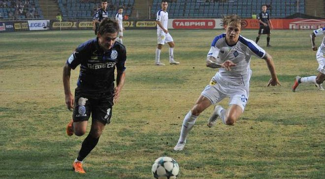 Бакалов: Будемо сподіватися, що газон у матчі з Чорноморцем буде в хорошому стані