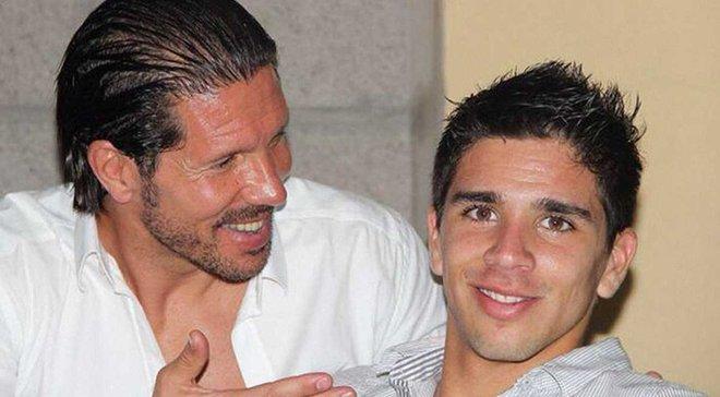 Сімеоне: Мій син перейде в Атлетіко лише тоді, коли мене вже не буде в команді