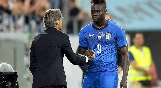 """""""Он весил 100 килограммов!"""", – итальянские СМИ раскритиковали форму Марио Балотелли"""