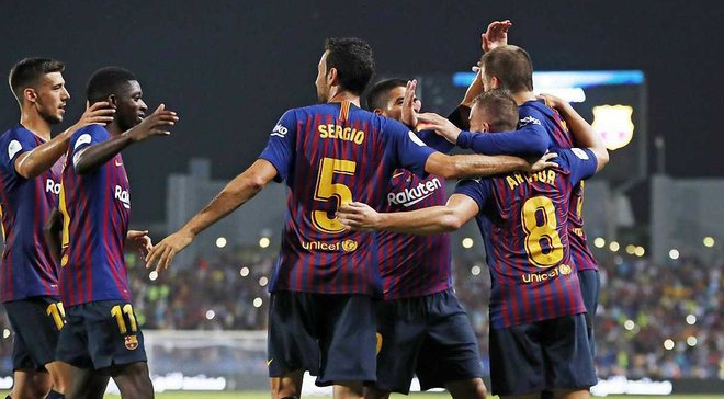 Жирона – Барселона: Ла Ліга подала запит на проведення матчу в Маямі