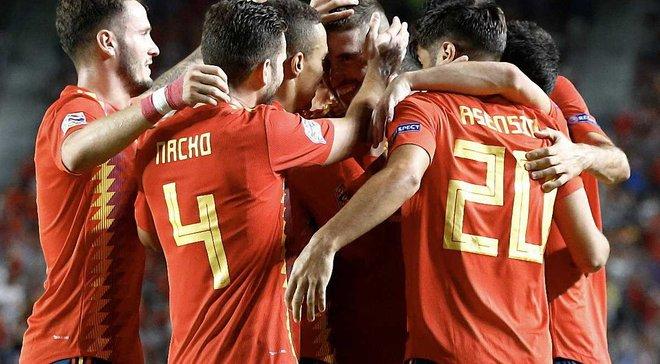 Испания – Хорватия – 6:0 – видео голов и обзор матча