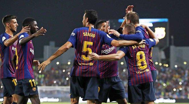 Жирона – Барселона: Ла Лига подала запрос на проведение матча в Майами