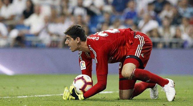 Куртуа будет основным голкипером Реала, – Marca