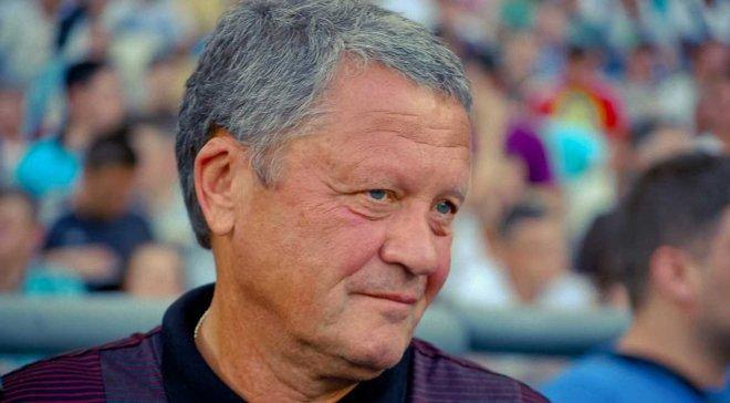 Маркевич: Тренерскому штабу сборной Украины нужно еще работать и работать