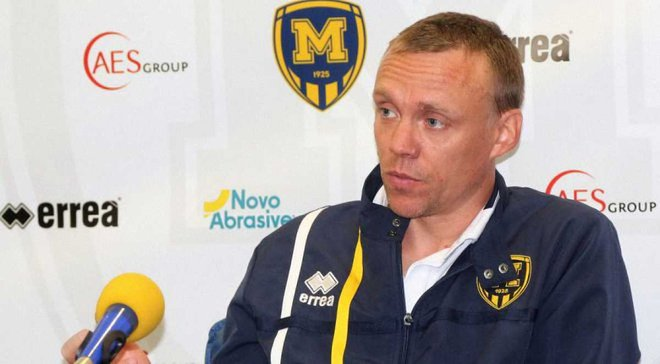 Валяев отстранен от должности главного тренера Металлиста 1925 из-за пренебрежительного отношения к футболистам клуба