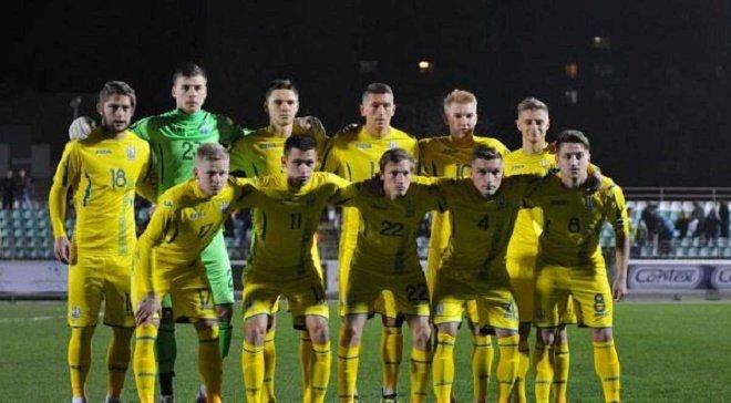 Молодежная сборная Украины минимально победила Андорру благодаря сумасшедшому голу Шведа