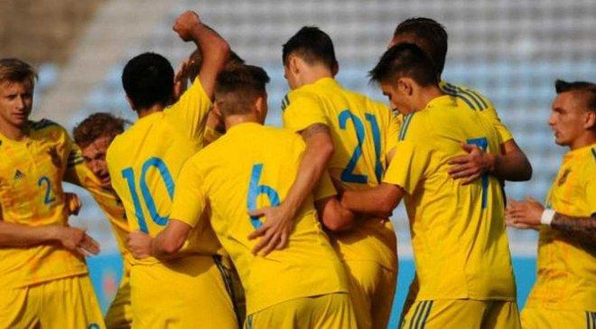 Швед феноменально забил Андорре за Украину U-21