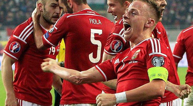 Ліга націй: Угорщина несподівано перемогла Грецію, Естонія поступилась Фінляндії