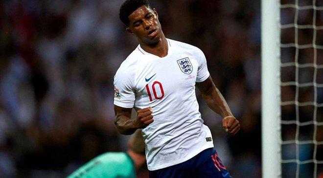 Англія здолала Швейцарію у спарингу, перемога Північної Ірландії та нічия Польщі з Ірландією