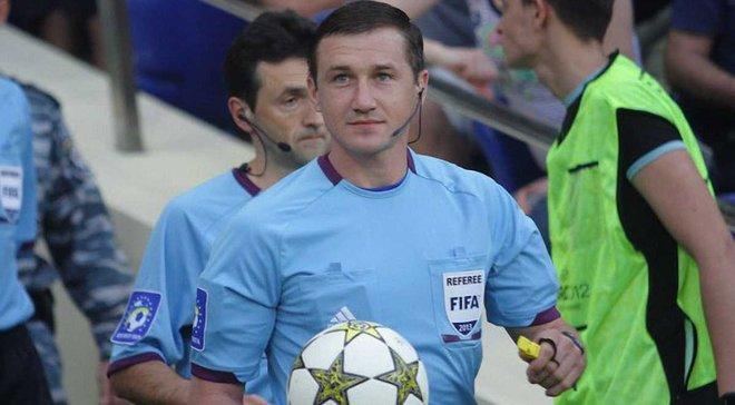 Можаровский и Труханов получили назначения на матчи 8-го тура УПЛ
