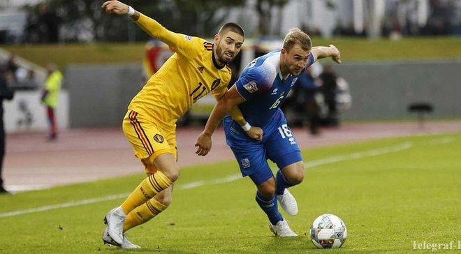 Ісландія – Бельгія – 0:3 – відео голів та огляд матчу