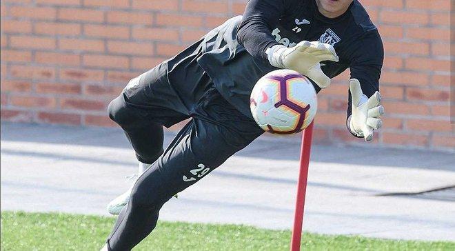 Лунін потрапив у символічну збірну найкращих орендованих гравців Ла Ліги за версією Marca
