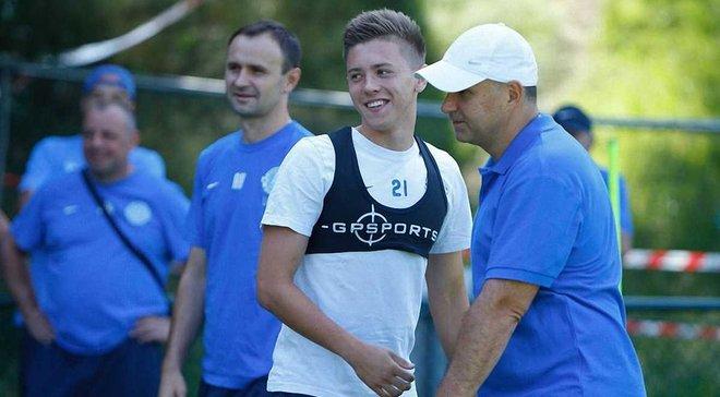 Назарина – про матч з Андоррою: В першому таймі ми не виконували установку головного тренера