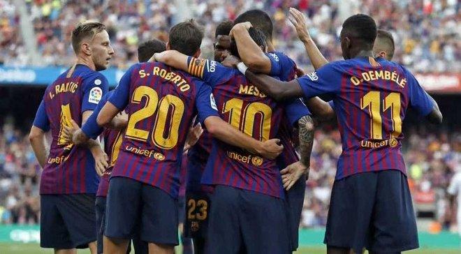 Жирона – Барселона: ФІФА, прем'єр Іспанії та президент федерації футболу проти проведення матчу в Маямі