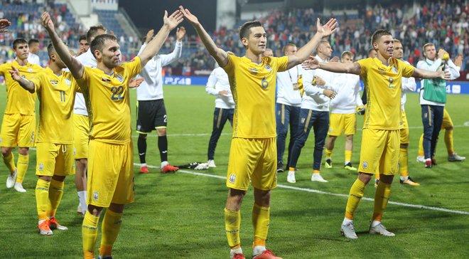 Главные новости футбола 12 сентября: Караваев и Матвиенко попали в сборную Лиги наций, Лунин – испанской Ла Лиги