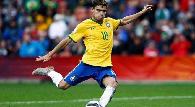 Перейра – первый игрок сборной Бразилии за 100 лет, который родился в другой стране