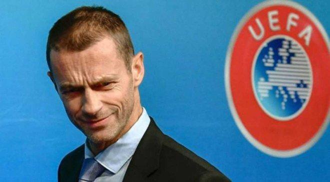 Президент УЕФА опроверг информацию о возможном проведении финала Лиги чемпионов в Нью-Йорке