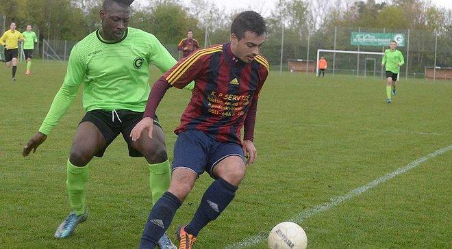 Стійка, нокдаун, гол – курйозне взяття воріт в 11-й лізі Німеччини