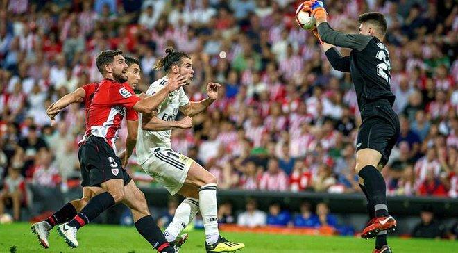 Реал не зумів обіграти Атлетік і вперше в сезоні втратив очки