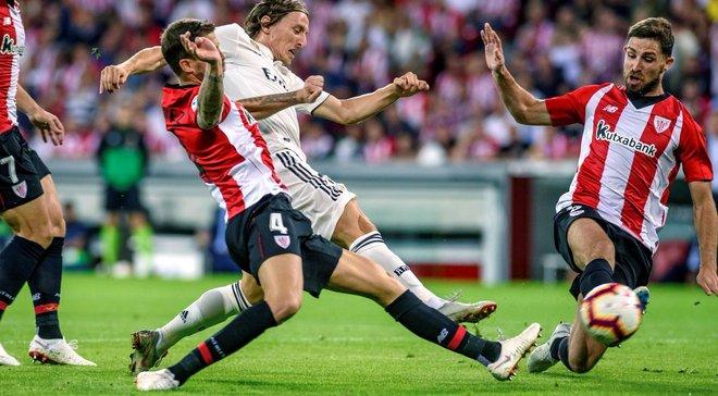 Атлетик – Реал – 1:1 – видео голов и обзор матча