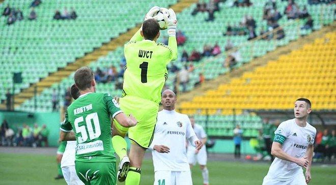 Карпати – Ворскла – 0:1 – відео гола та огляд матчу