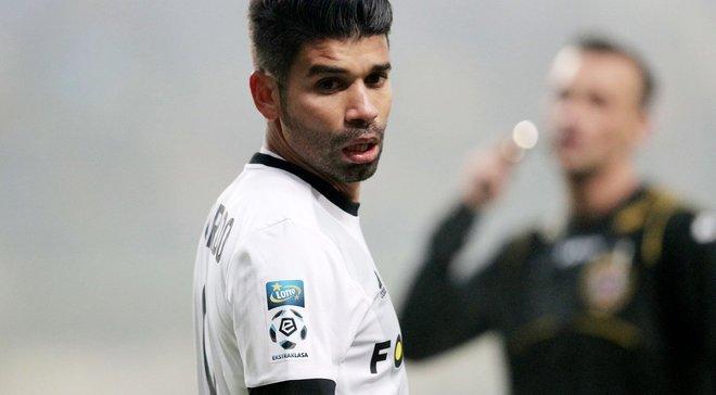 Екс-гравець Шахтаря Едуардо виключений з заявки Легії на сезон 2018/19 та відправлений у третю лігу
