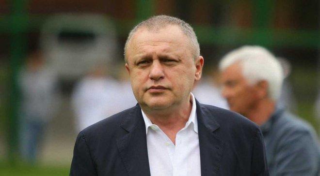 Суркис: 5-6 лет назад я бы уже убрал главного тренера, но Хацкевичу нужно дать шанс