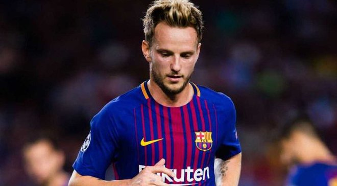 Ракитич ждет от Барселоны новый контракт с улучшенными условиями
