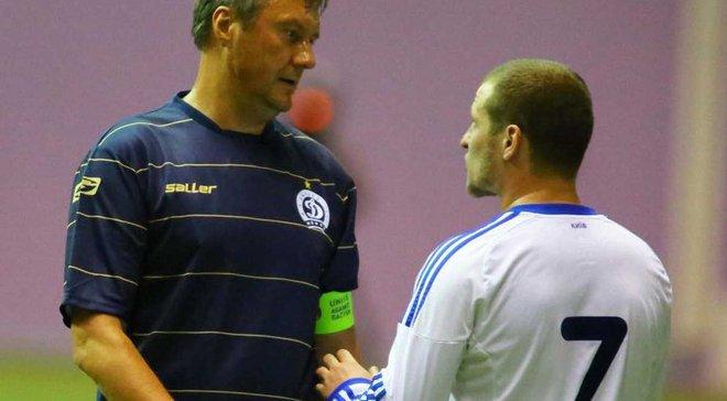 Алієв: Ми з Мілевським в 19 років робили свою справу, а зараз рівень гравців Динамо дуже слабкий