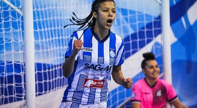 Круче, чем Ибрагимович и Рикардинью: футзалистка женской сборной Португалии забила фантастический гол