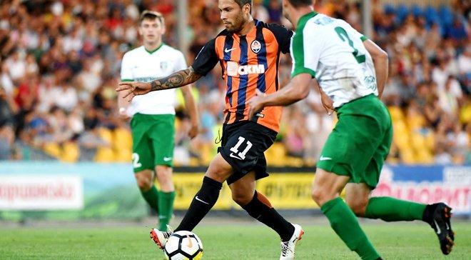 Шахтар обіграв Олександрію та зберігає лідерство у боротьбі за чемпіонство