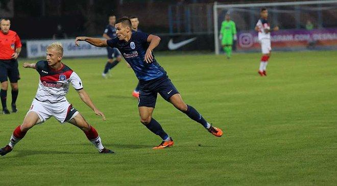 Десна – Арсенал-Киев – 1:0 – видео гола и обзор матча