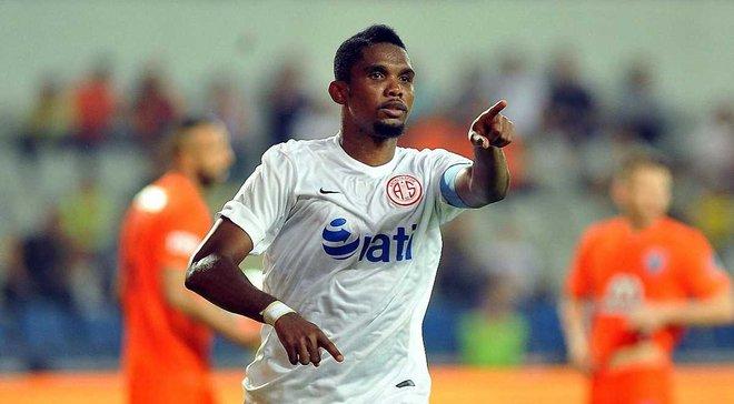 Ето'О забив божевільний дебютний гол в Катарі