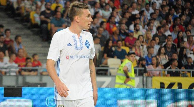 Сидорчук: Поки детально не вивчав суперників Динамо у Лізі Європи