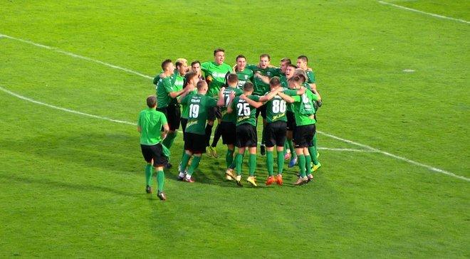 СК Днепр-1 не пустил футболистов Оболонь-Бровар потренироваться на стадионе