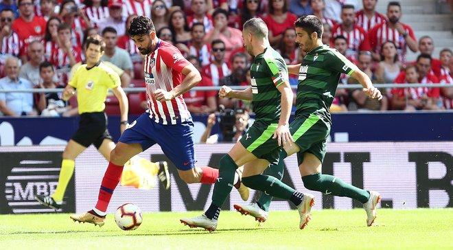 Атлетіко врятувався проти Ейбара – крута розв'язка у Мадриді