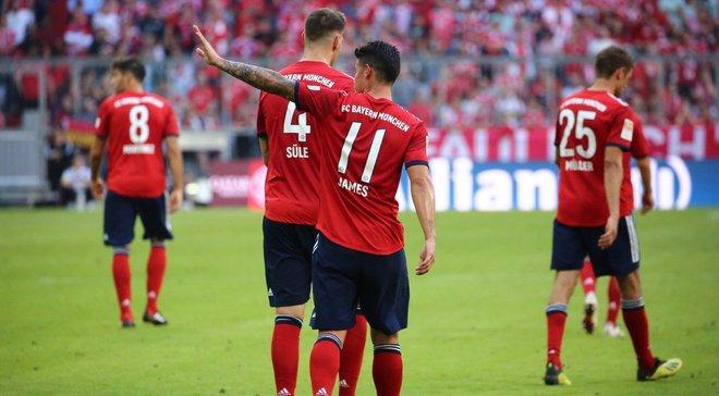 Бавария победила Байер, Хоффенхайм потерпел драматическое поражения от Фортуны