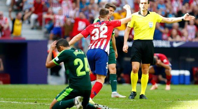 Атлетіко – Ейбар – 1:1 – відео голів та огляд матчу