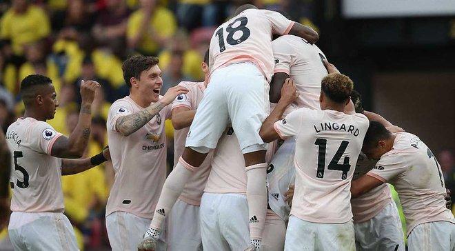 Уотфорд – Манчестер Юнайтед – 1:2 – видео голов и обзор матча