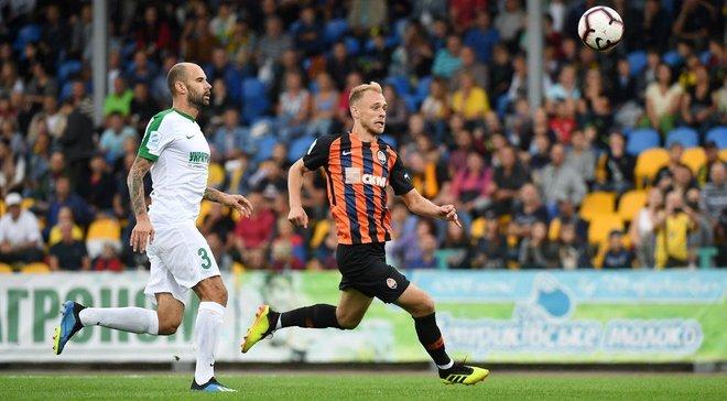 Болбат: Матч проти Олександрії був найважчим від старту сезону